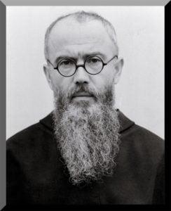 St. Maximilian Kolbe (1894 – 1941)