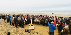 Ireland coastal rosary